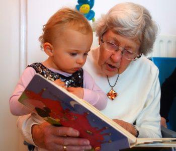 Dlaczego kochamy Babcię?