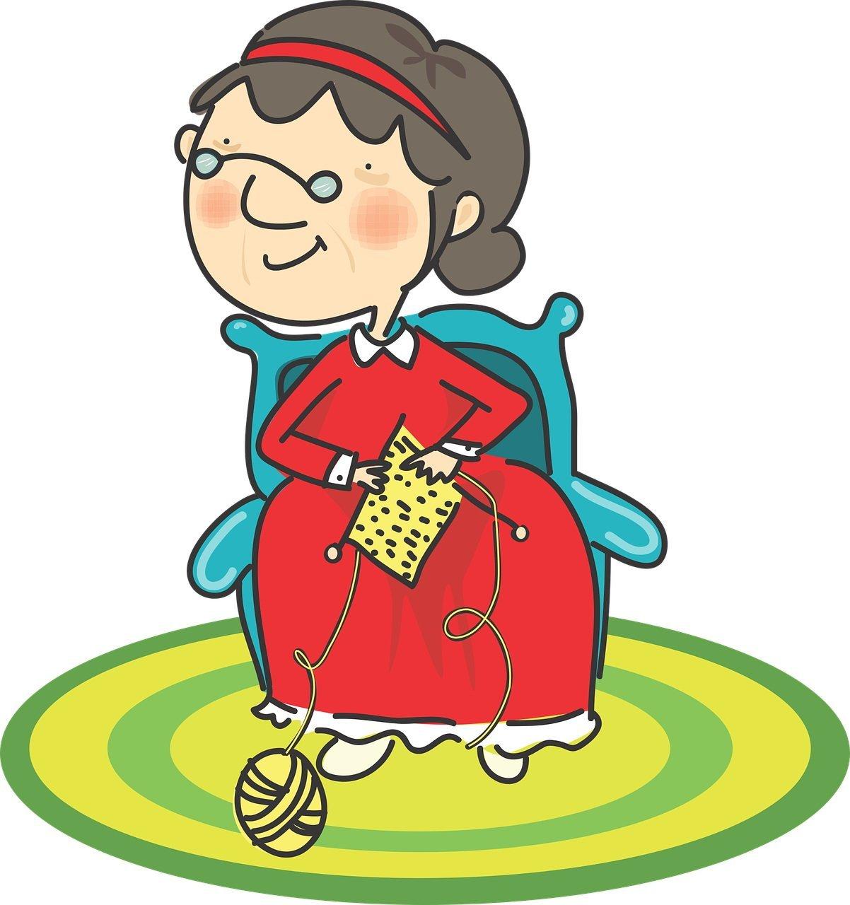 kiedy babcia była mała, Dzień Babci piosenka tekst i melodia