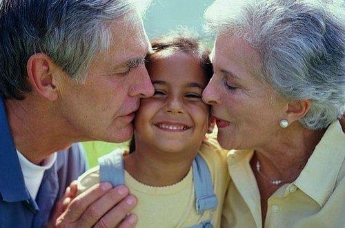 Baśń dla dziadka i babci wiersz na Dzień Babci i Dziadka