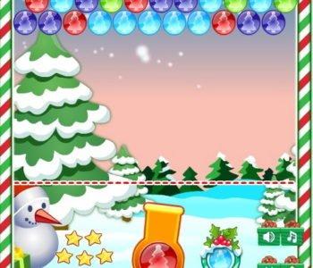 Bombki bożonarodzeniowe – gra online dla dzieci
