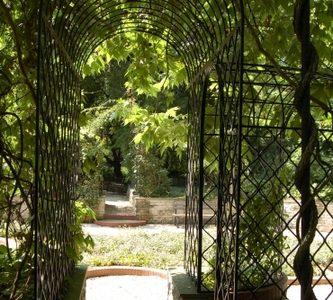 Zanim wejdziemy do ogrodu