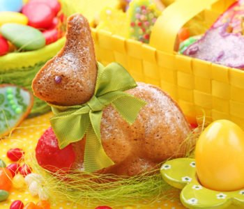 Przepis na wielkanocnego zajączka z ciasta