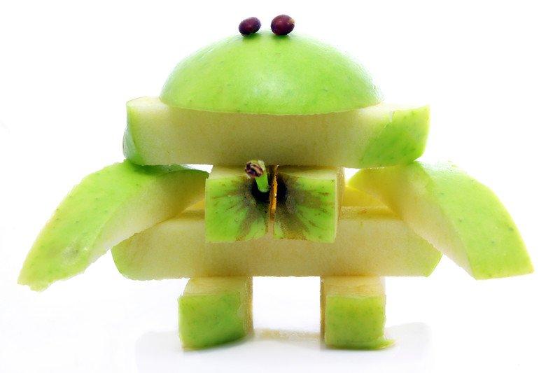 przepis na robota z jabłka