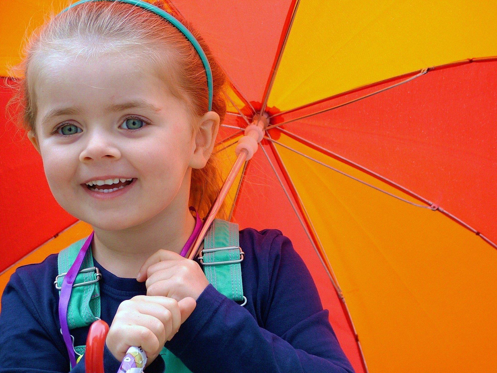 Deszczowy dzień wierszyk dla dzieci