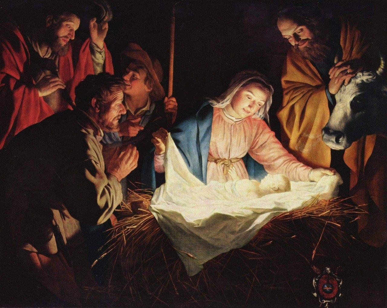 Obraz Narodzenia Pańskiego