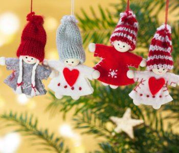 Choinkowa zabawa świąteczny wierszyk dla dzieci