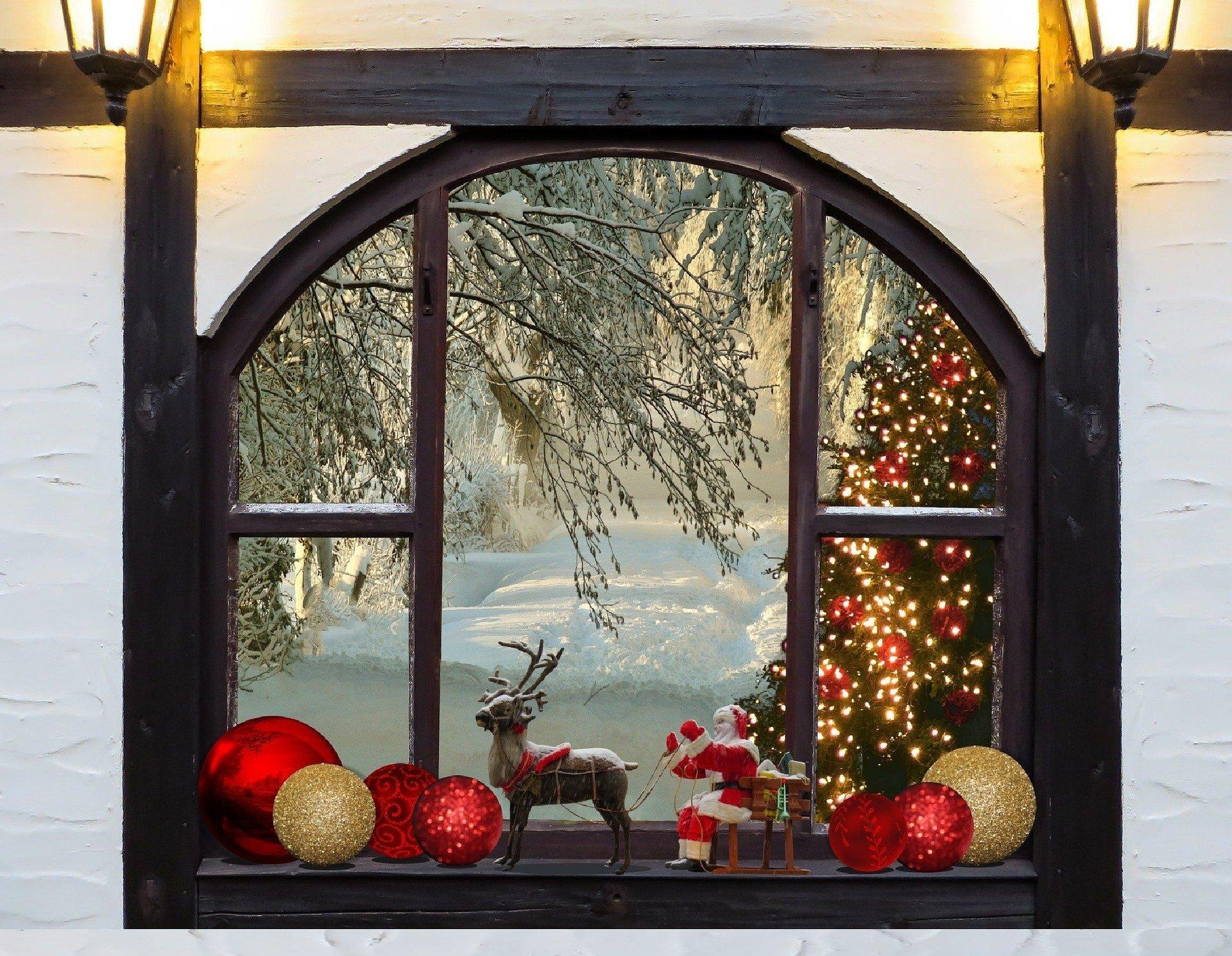 Choinka z lasu wierszyk dla dzieci na Boże Narodzenie