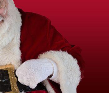 Dzyń, dzyń, dzyń Mikołaju Święty