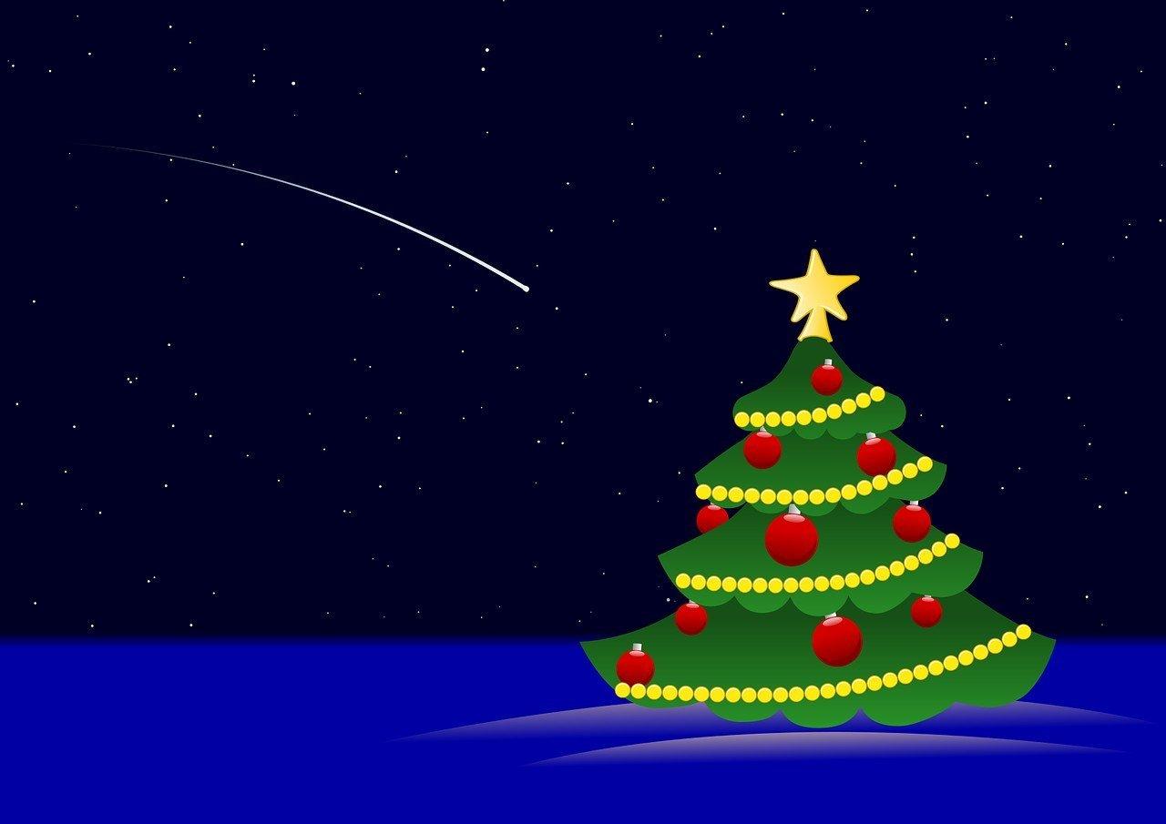 Choinka, piosenka wierszyk świąteczny dla dzieci