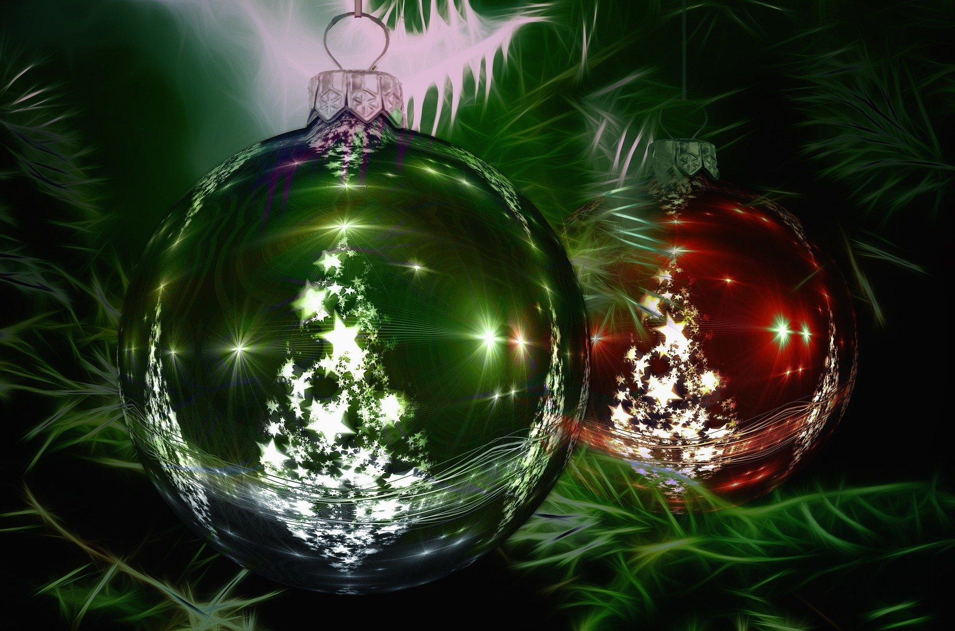 Choinka zielona wierszyk świąteczny dla dzieci