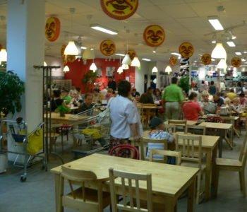 Czas na posiłek w Centrum Matarnia