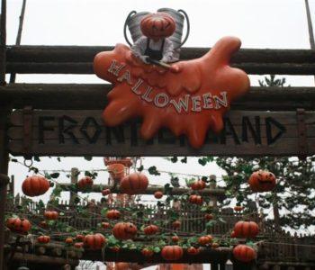Disneyland na Halloween!
