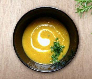 zupa dyniowa dla dzieci
