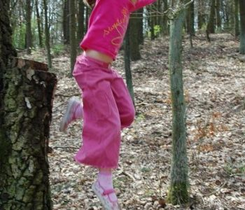 Na drzewo!