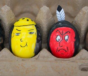 Wesołe pisanki – pomysły na dekorowanie jajek