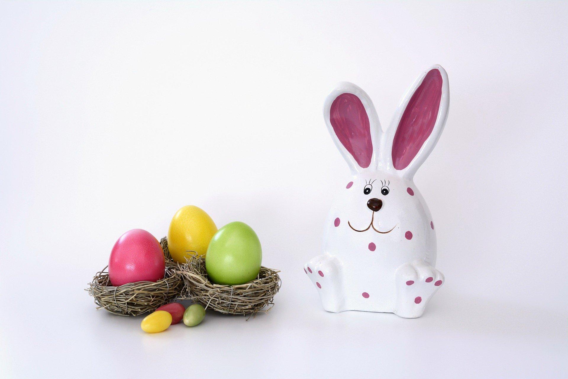 Uśmiechnięte święta wierszyk dla dzieci na Wielkanoc