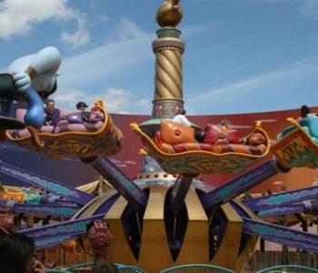 EuroDisneyland i Walt Disney Studios Park pod Paryżem