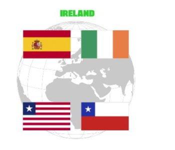 Flagi państw. Edukacyjna gra online dla dzieci