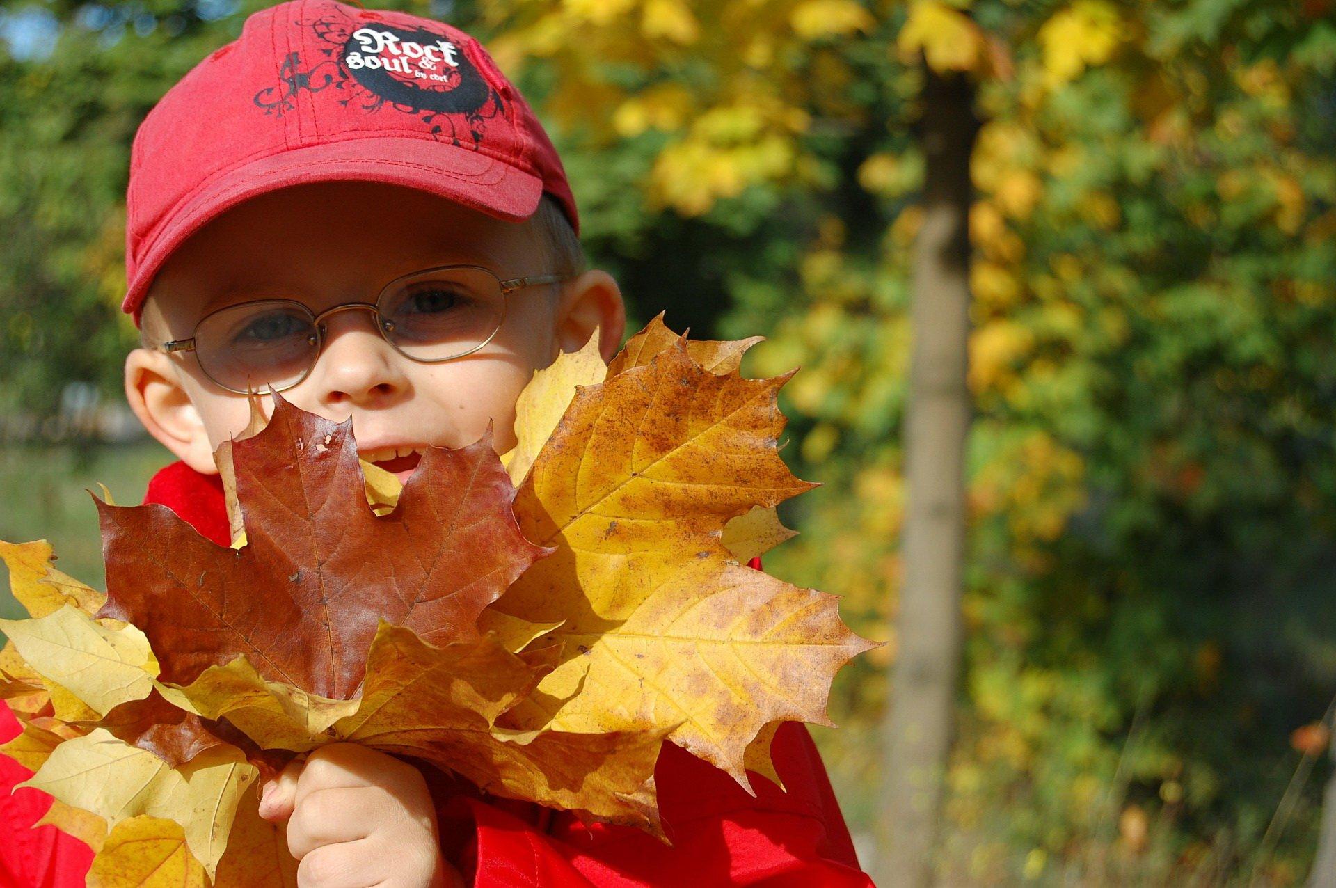 Wiatr psotnik wiersze i piosenki dla dzieci na jesień