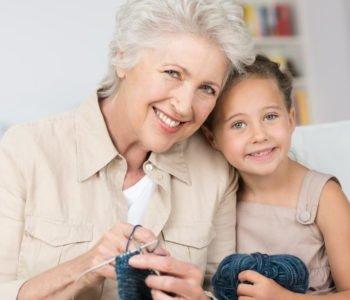 Wierszyk o babci na Dzień Babci