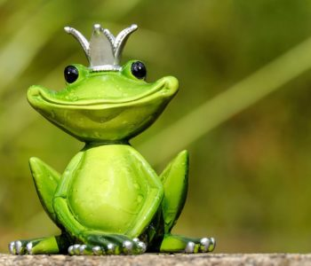Była sobie żabka mała