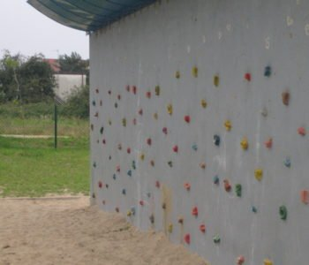 Plac zabaw dla dzieci na ul. Radosnej