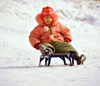 Sleigh Ride, angielska piosenka dla dzieci na zimę i święta, tekst i muzyka