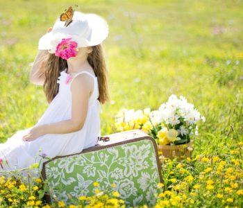 Wiosno Czarodziejko