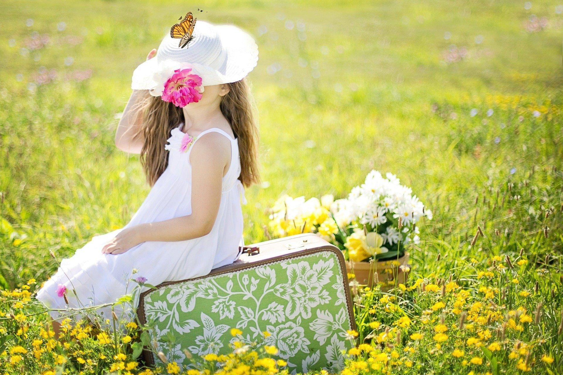 Wiosno czarodziejko, wierszyk dla dzieci na powitanie wiosny
