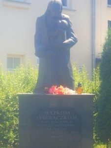 pomnik Matki Sybiraczki