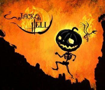 Szczęśliwy Halloween z Jacko. Gra online dla dzieci
