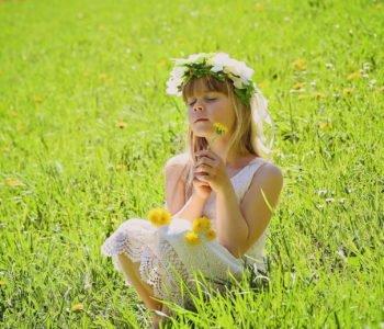 Maszeruje wiosna piosenka dla dzieci tekst i melodia