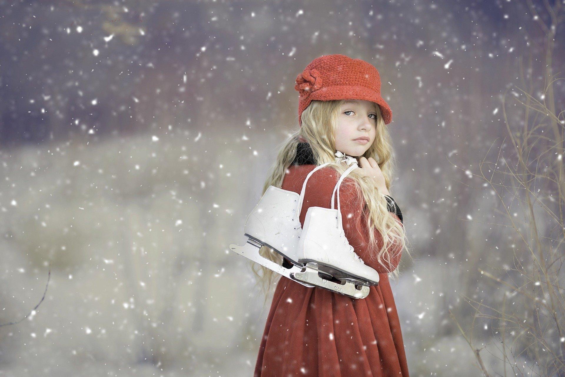 Ślizgawka piosenka dla dzieci na zimę, tekst i melodia