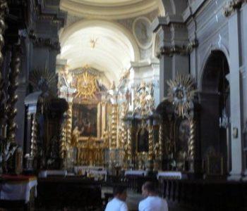 Kościół św. Bernarda (ul.Bernardyńska)