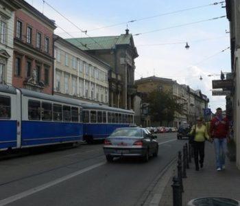 Arkady na ul. Krakowskiej