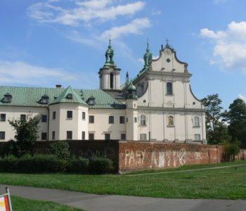 Klasztor Paulinów na Skałce