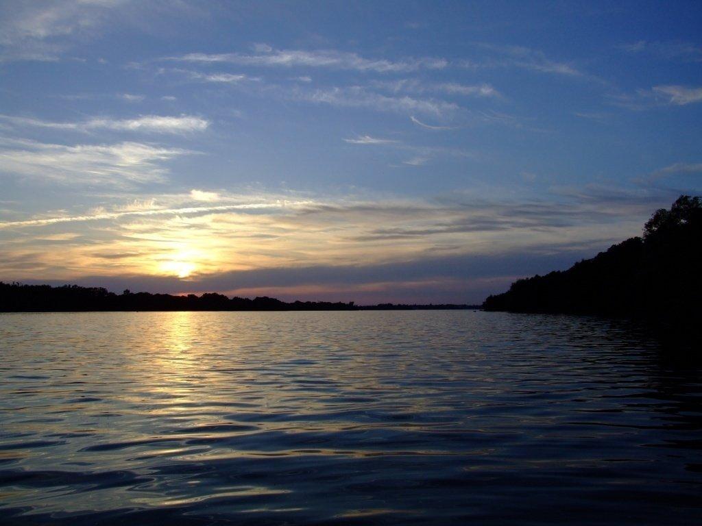 jezioro kierskie kierz