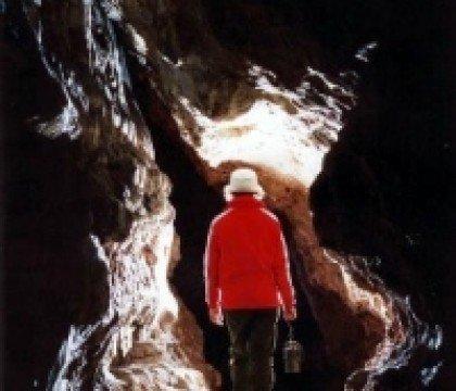 Jaskinia Wierzchowska Górna w Dolinie Kluczwody