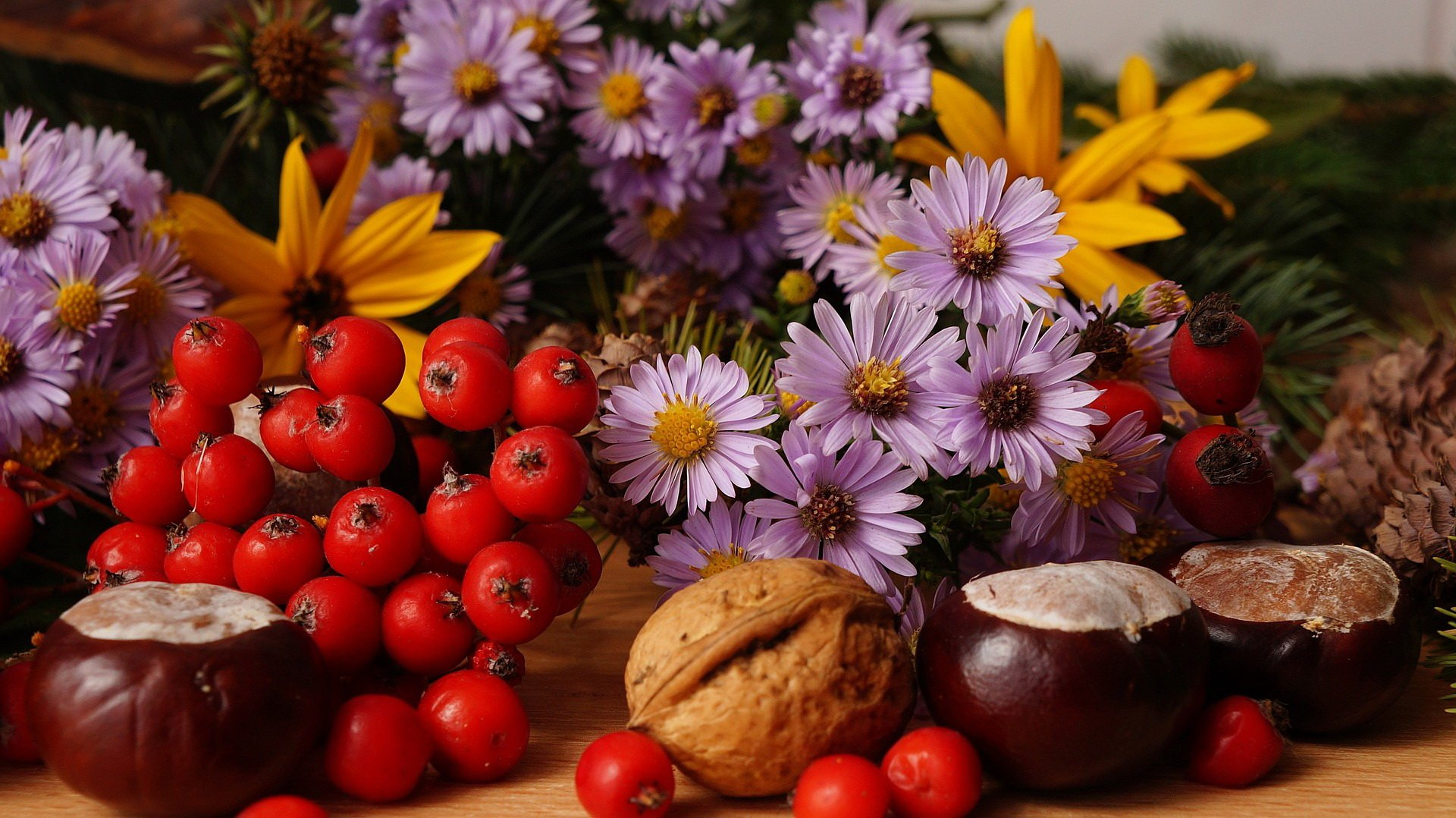 Jesienna poleczka, wiersze na jesień dla dzieci