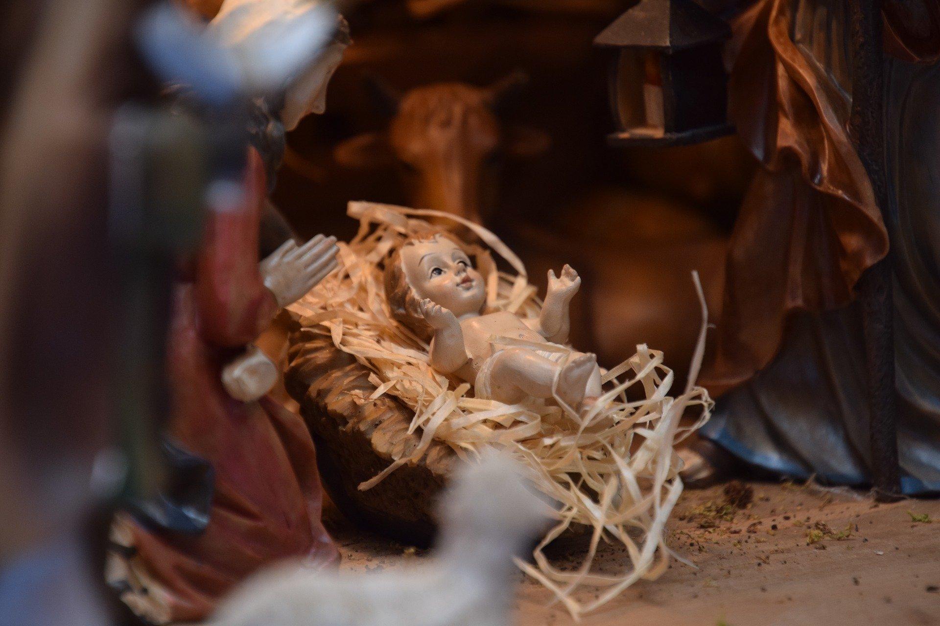 Lulajże Jezuniu, tekst i melodia kolędy
