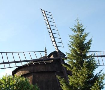 Wiatrak - muzeum
