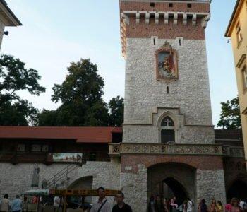 Brama Floriańska
