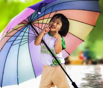 Na deszczową pogodę