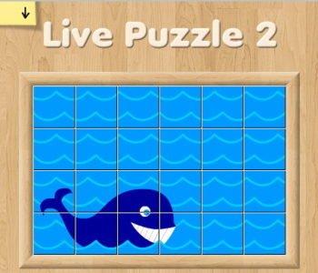 Puzzle darmowa gra online dla dzieci