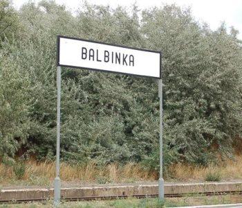 Stacja Balbinka