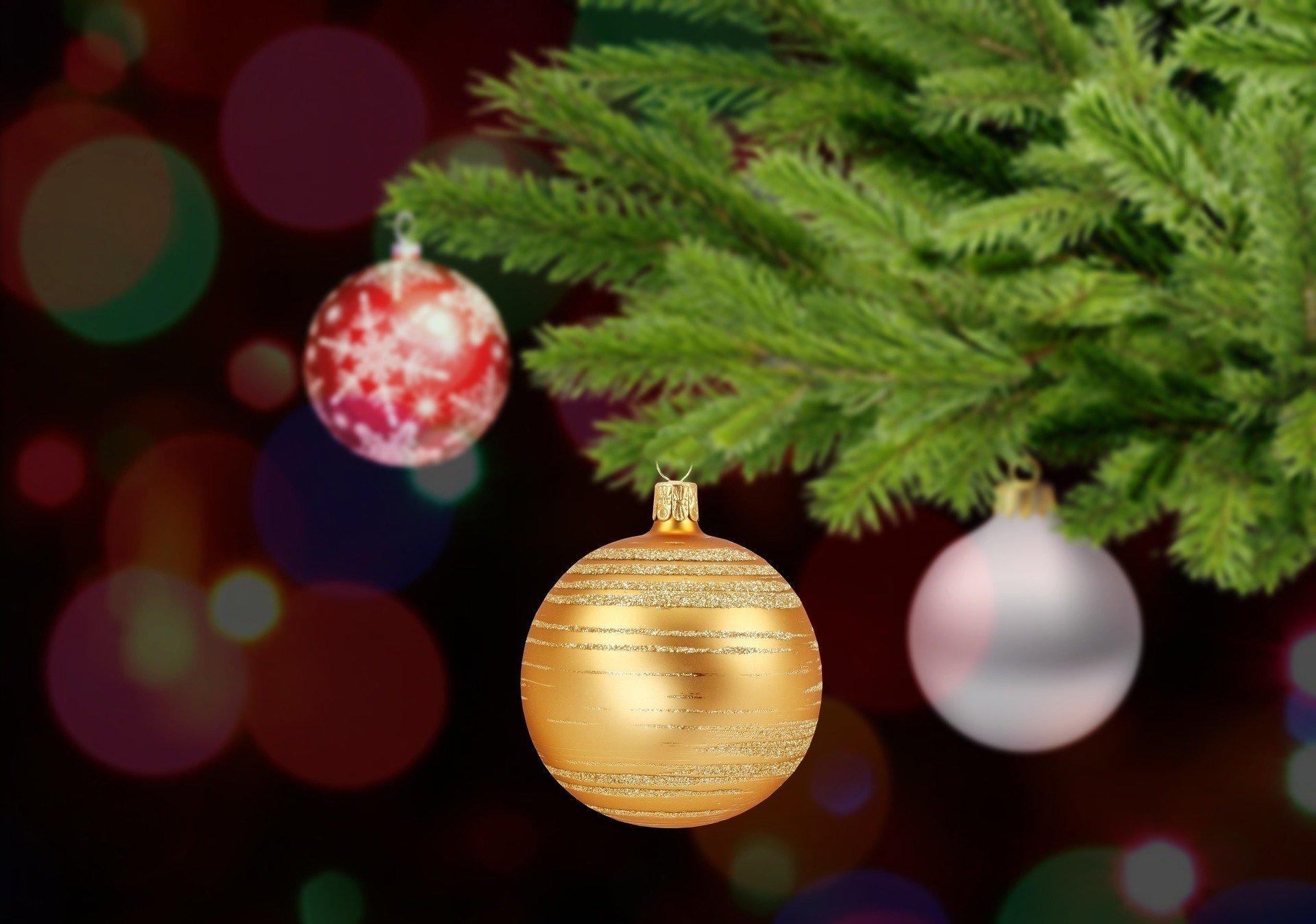 Choinka zielona, wierszyk dla dzieci na Boże Narodzenie
