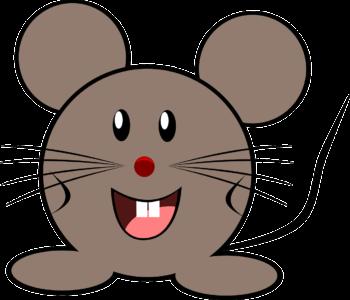 mysz rysunek