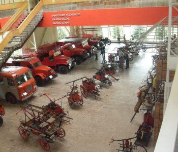 Muzeum Pożarnictwa - idealna wycieczka dla każdego młodego strażaka!