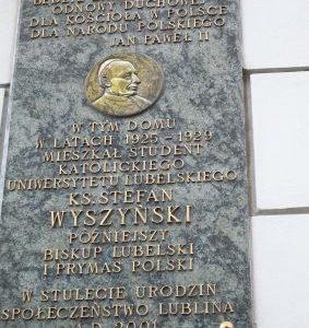 Dom Wyszyńskiego