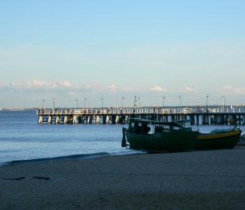 Przystań rybaków i Tawerna Orłowska